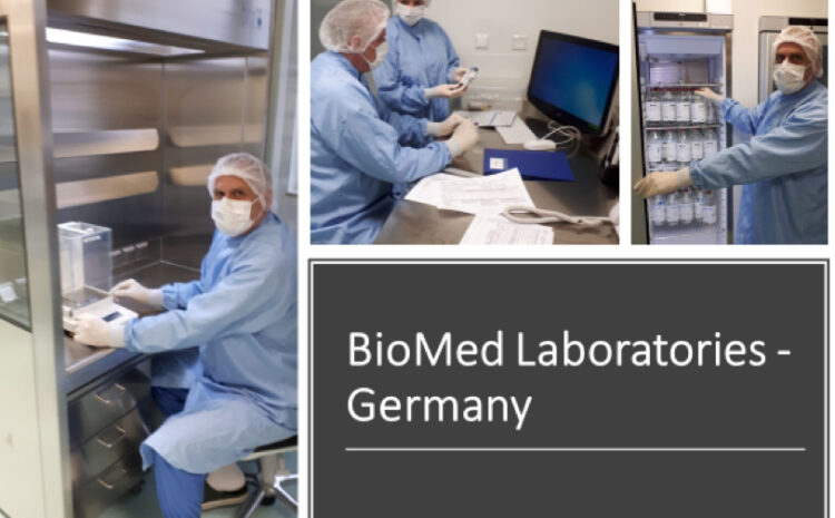 BioMed Laboratories  –  Germany: More than just a lab!